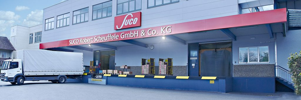 Suco factory, pressure switches, Germany