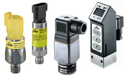 Electronic Pressure Switches