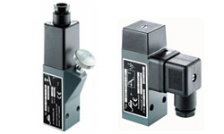 Block Style Pressure Switches
