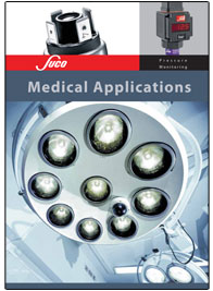Pressure Switches for Medical applications