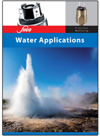 Pressure Switches for water management