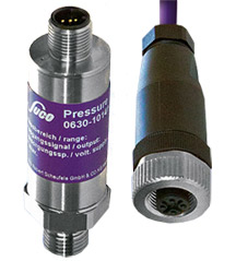 Digital Pressure Transmitter with CANopen