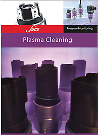 Plasma Cleaning with Pressure Transducers
