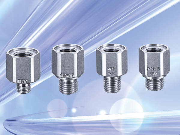 thread adapter for pressure transmitters