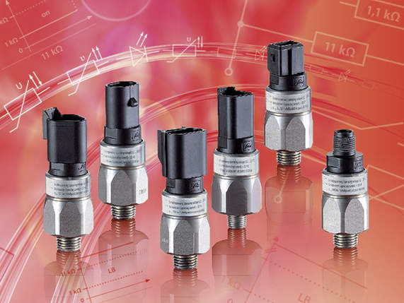 high performance, pressure switches, integrated connector