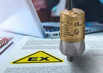 ATEX pressure switch from Suco