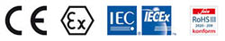 pressure switches, certified, CE, RoHS